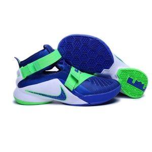 Nike Lebron Royal Zoom Soldier 9 Sneakers